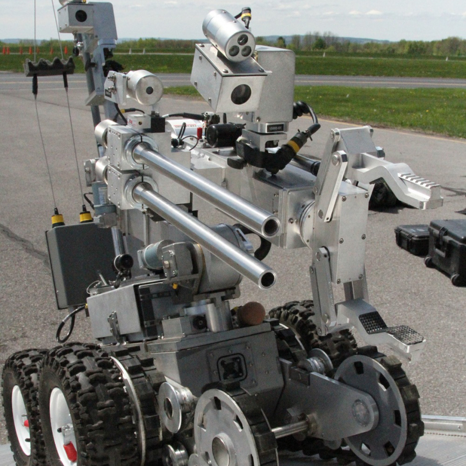 robotic uses in law enforcement .